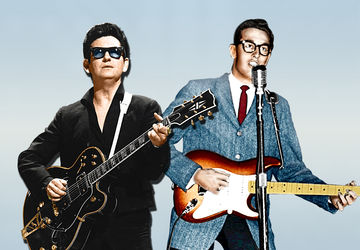 ROY ORBISON & BUDDY HOLLY: <br> THE ROCK 'N' ROLL DREAM TOUR